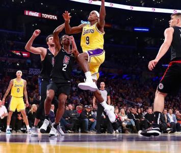 Partido de los Lakers