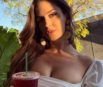 La novia del cantante colombiano ha tenido grandes cambios en su apariencia física, que quedaron evidenciados en sus fotos.