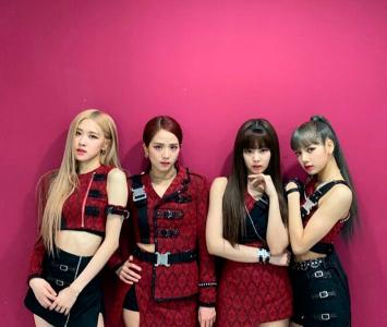 BlackPink, grupo de K pop