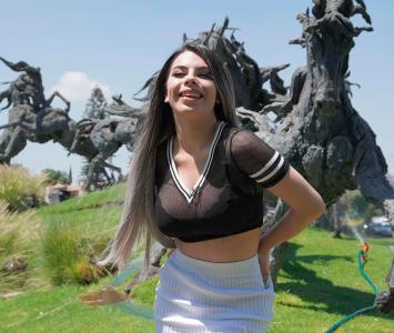 Lizbeth Rodriguez, presentadora de 'exponiendo infieles'