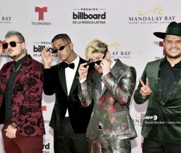Piso 21 en los Premios Latin Billboards 2019