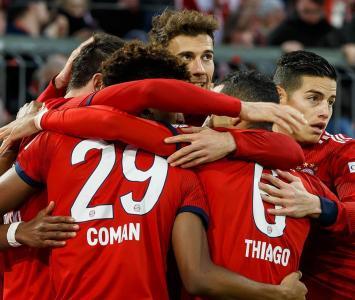 Bayern Munich 2019
