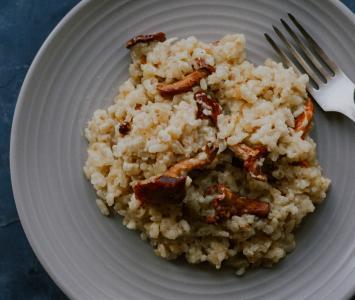 El arroz ayuda a bajar de peso