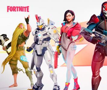 Personajes de Fornite