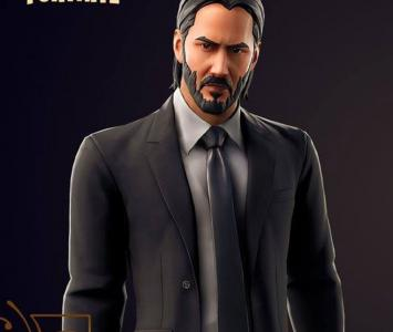 Jhon Wick estará en Fortnite