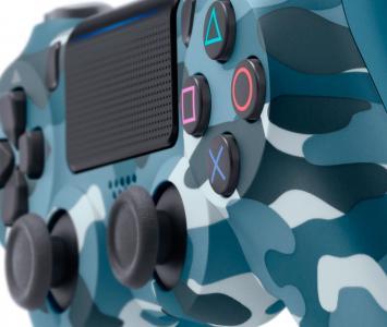 El control oficial de PS4