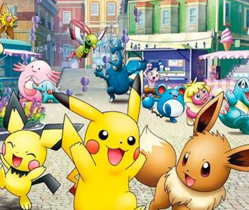Mundo Pokémon