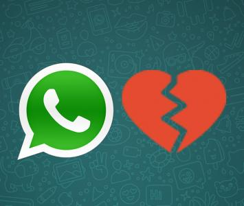 Infidelidad en Whatsapp
