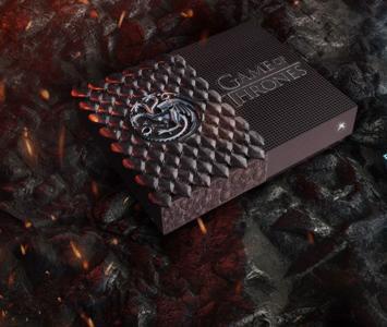 Xbox edición Game of Thrones
