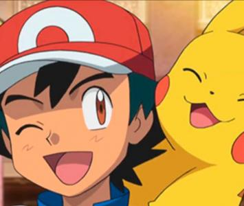 Ash y PIkachu son los protagonistas de la serie de Pokémon