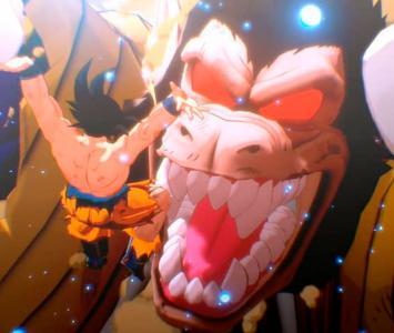 Gokú versus Vegueta en Dragon Ball Kakarot