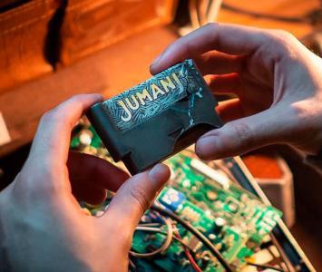 Jumanji tendrá un videojuego