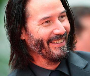 Keanu Reeves es un exitoso actor