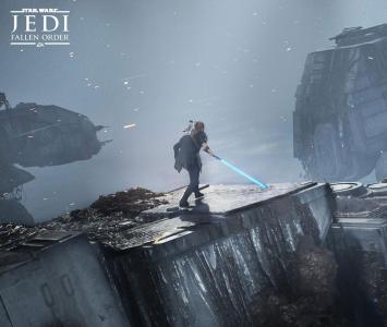 Video juego Star Wars The Fallen Jedi