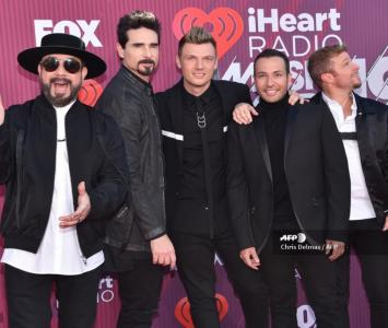 Backstreet Boys harán concierto en Bogotá