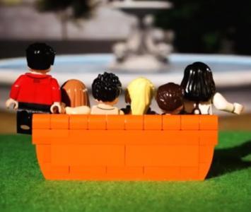 Lego lanzará una colección de 'Friends'