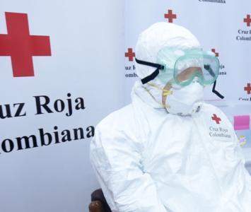 La confirmación del coronavirus en Colombia la hizo el Ministerio de Salud.