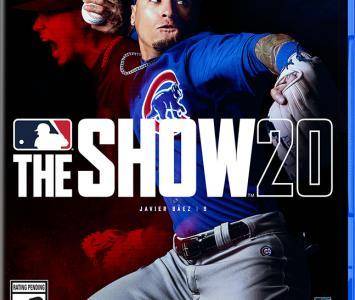 Caja de PS4 de MLB The Show 20