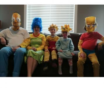 Intro de Los Simpson