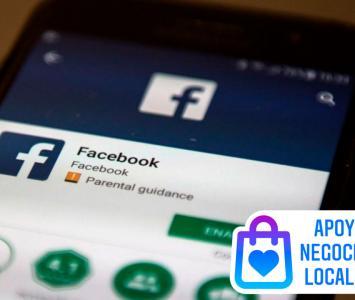 Facebook apoya empresas