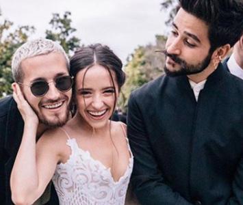 Ricky, Evaluna y Camilo