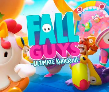 Fall Guys, videojuego multijugador online