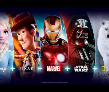 Disney+, plataforma de streaming