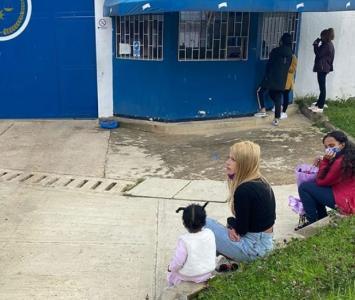 Johana Bahamón en la cárcel