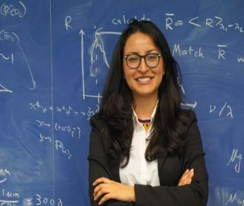 Colombiana que investiga exoplanetas es elogiada por Forbes