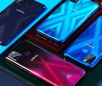 Infinix Hot 10 , smartphone gama media