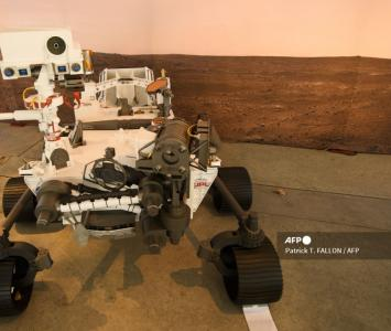 Perseverance, rover en Marte