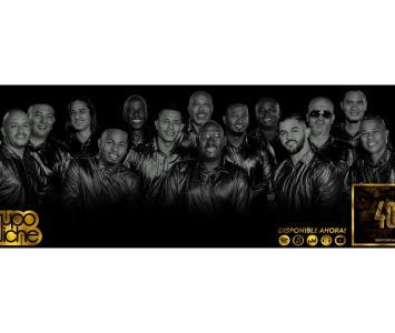 Grupo Niche ganó grammy con su álbum 40