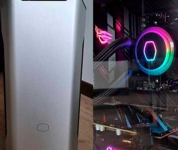 Torre para experiencia gamer AMD