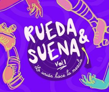 Poster de Rueda y suena. Evento de música en Bogotá