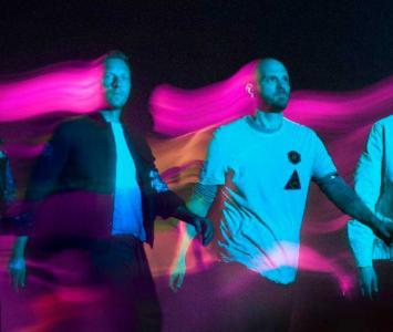 ColdPlay, imagen de su nuevo disco