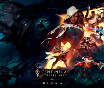 Centinelas de la Luz, evento League of Legends