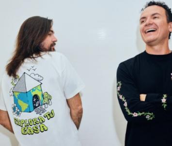 Juanes y Fonseca