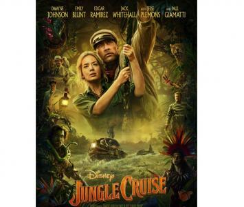 Jungle Cruise se estrenará el 29 de julio en Colombia