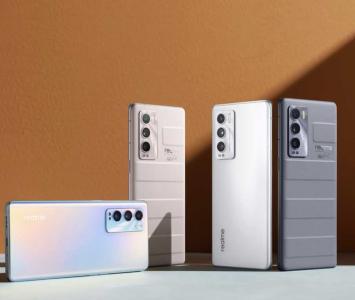 Smartphones Realme Serie GT Master Edition