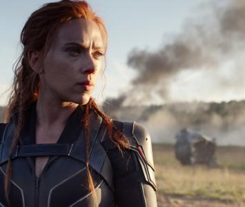 Scarlett Johansson en 'Black Widow'