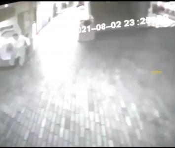 Supuesta entidad paranormal en Alcaldía de Armenia.