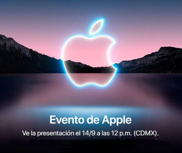Evento Apple 2021