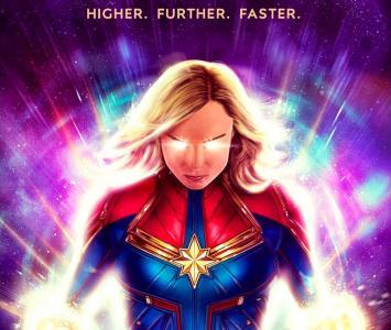 Capitana Marvel es la heroína más poderosa de Marvel