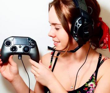 The Scarlette es una joven reconocida entre los gamers