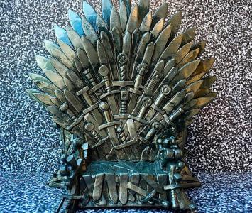 El trono de Game of Thrones