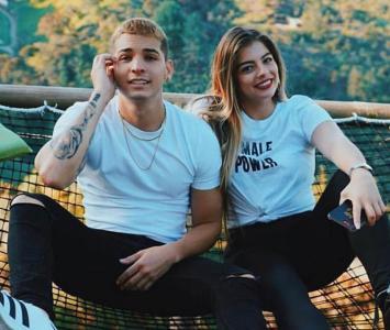Fabio Legarda y Daniela Legarda