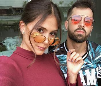 La pareja se iba a presentar en Perú, pero debido a problemas de la organización, no pudieron realizar su show.