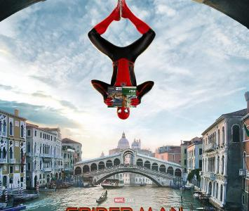 Póster película de Spiderman