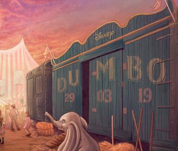 Dumbo vuelve a las pantallas del cine en una versión Live Action