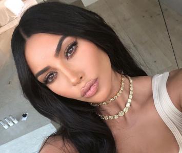 Kim Kardashian es una celebridad en redes sociales